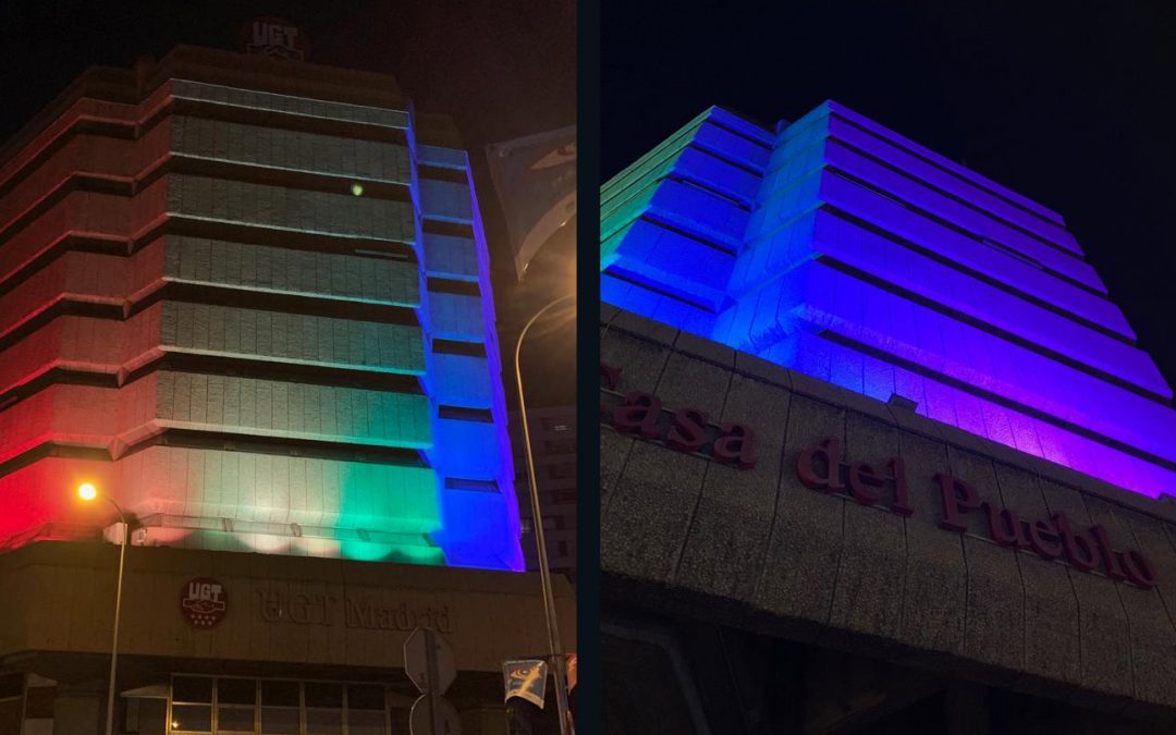 ¿Cómo iluminar una fachada o edificio de forma óptima?