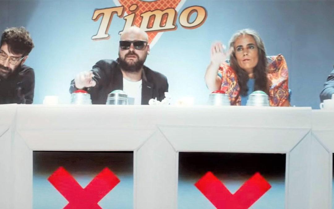 """Último rodaje del video clip de los Punsetes """"Vas Hablando Mal de Mi"""""""