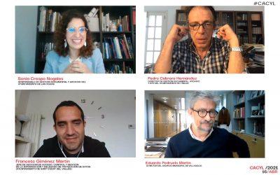El éxito de un Congreso Internacional, en streaming. CACYL 2021